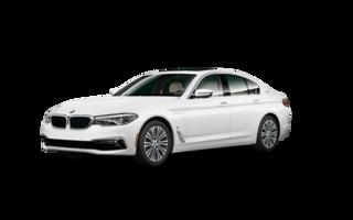 2018 BMW 530e iPerformance Sedan