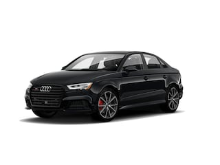 2018 Audi S3 2.0T Premium Plus Sedan WAUB1GFF4J1056378