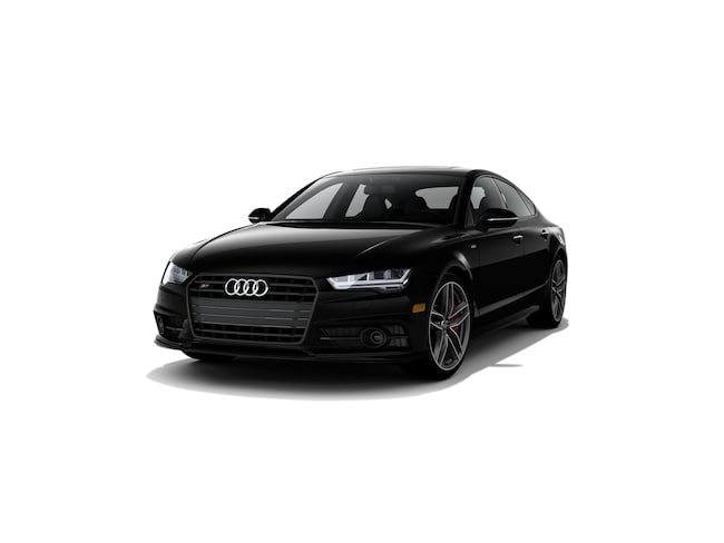 New 2018 Audi S7 4.0T Premium Plus S tronic Hatchback for sale in Latham, NY