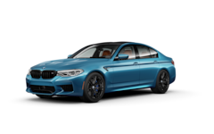 2018 BMW M5 4DR SDN Sedan