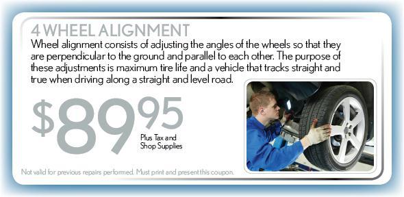 wheel alignment deals phoenix
