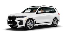 New 2021 BMW X7 M50i SUV in Lubbock, TX