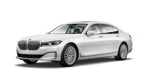 New 2020 BMW 750i xDrive Sedan in Erie, PA