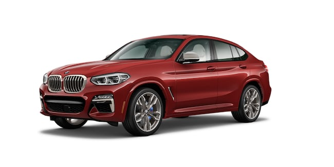 New 2020 BMW X4 M40i Sports Activity Coupe in Traverse City, MI
