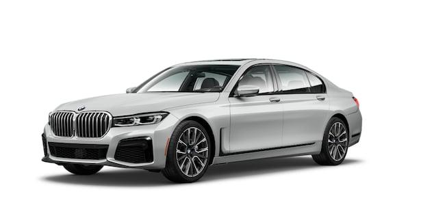 2020 BMW 740i Sedan