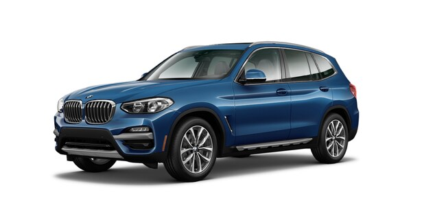 New 2019 BMW X3 For Sale at BMW of the Permian Basin | VIN