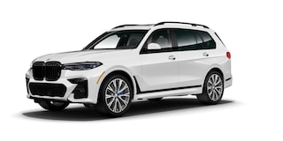 New 2020 BMW X7 M50i SAV for sale in Torrance, CA at South Bay BMW