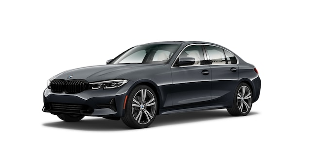 New 2019 BMW 330i Sedan Chico