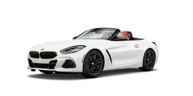 2020 BMW Z4 Roadster sDriveM40i
