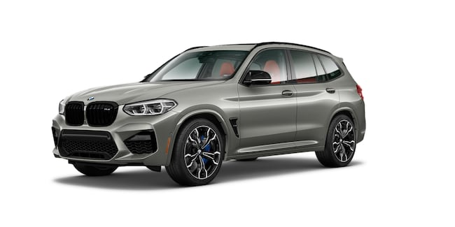New 2020 BMW X3 M Competition SAV for sale in BMW Camarillo