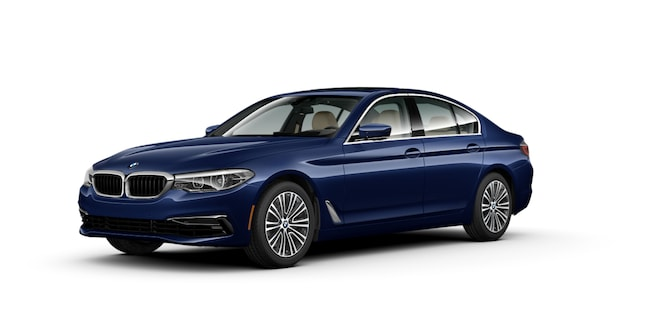 New 2020 BMW 5 Series 530i xDrive Sedan for sale/lease in Glenmont, NY
