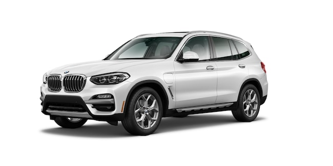 New 2021 BMW X3 PHEV xDrive30e SAV for sale in Irondale, AL