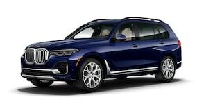 New 2021 BMW X7 xDrive40i SUV in Houston