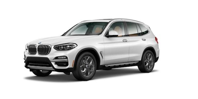 New 2021 BMW X3 xDrive30i SAV in Boston