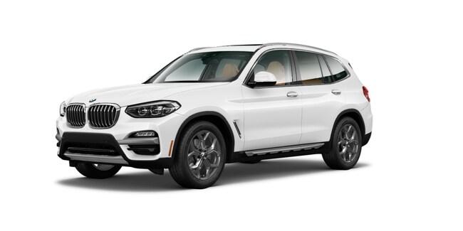 New 2020 BMW X3 xDrive30i SAV in Traverse City, MI