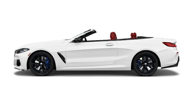 New 2019 Bmw M850i Convertible For Sale In Bakersfield