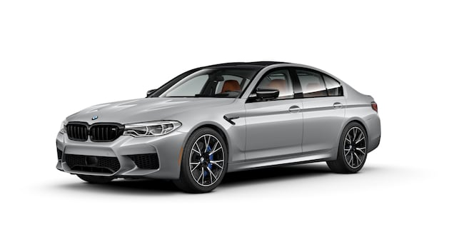 2019 BMW M5 Competition Sedan Sedan for Sale in Jacksonville, FL