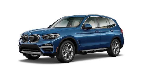 New 2021 BMW X3 sDrive30i SAV Greenville