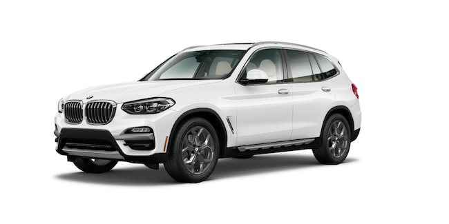 new 2020 BMW X3 sDrive30i SUV in ft lauderdale