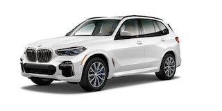 New 2020 BMW X5 M50i SUV in Erie, PA