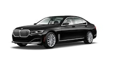 New 2020 BMW 740i Sedan for sale in Long Beach