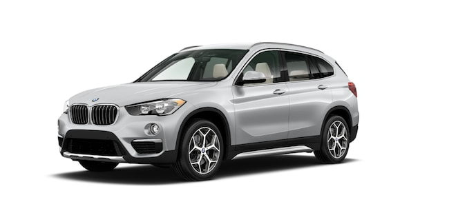 new 2019 BMW X1 sDrive28i SUV in ft lauderdale
