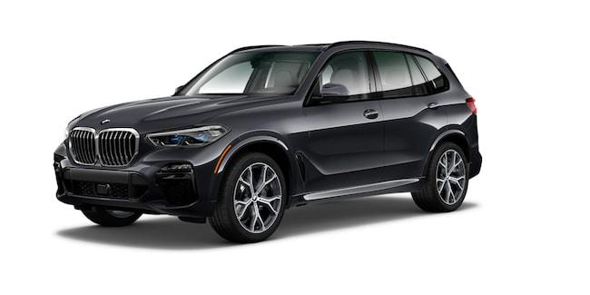 New 2019 BMW X5 xDrive50i SUV in Charlotte