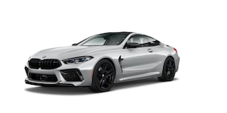 New 2020 BMW M8 Competition Coupe for sale in Torrance, CA at South Bay BMW