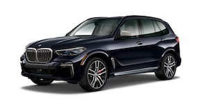 New 2021 BMW X5 M50i SAV for sale in Norwalk, CA at McKenna BMW
