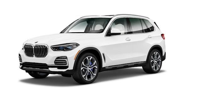 New 2020 BMW X5 xDrive40i SAV Chico