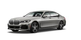 New 2020 BMW 750i Sedan Seattle, WA