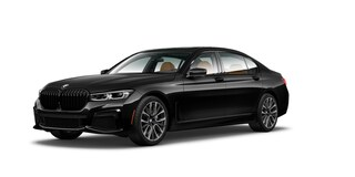 New 2021 BMW 740i Sedan for sale in Torrance, CA at South Bay BMW