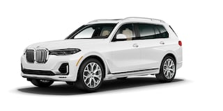 New 2021 BMW X7 xDrive40i SUV in Houston