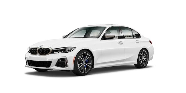 new 2020 BMW M340i xDrive Sedan in Shelby MI