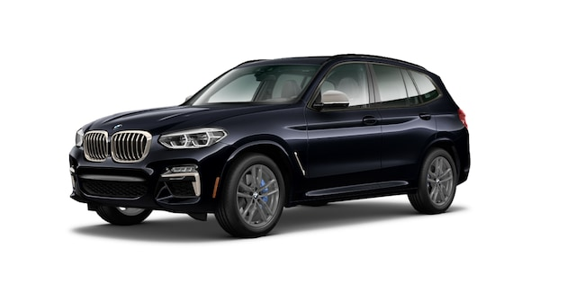 New 2019 BMW X3 M40i SAV in Cincinnati