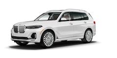 New 2021 BMW X7 xDrive40i SUV MN112 Charlotte