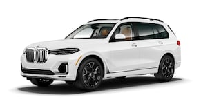 New 2021 BMW X7 xDrive40i SUV near Washington DC