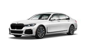 New 2020 BMW 740i Sedan Los Angeles California