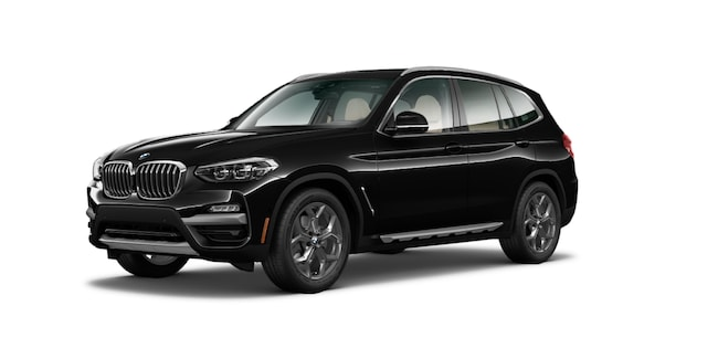 New 2020 BMW X3 SUV for sale in St. Louis, MO