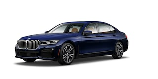 2021 BMW 7 Series 740i xDrive Sedan