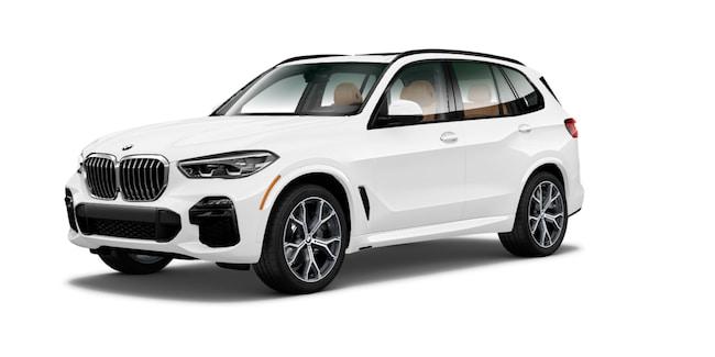 New 2019 BMW X5 xDrive40i SAV in Columbus, GA