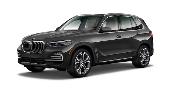 New 2020 BMW X5 xDrive40i SAV For Sale/Lease Lubbock, TX