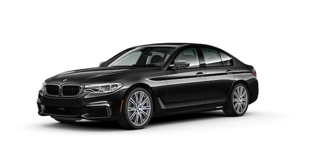 New 2019 BMW M550i xDrive Sedan Knoxville