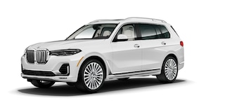New 2020 BMW X7 xDrive40i Sports Activity Vehicle in Montgomery