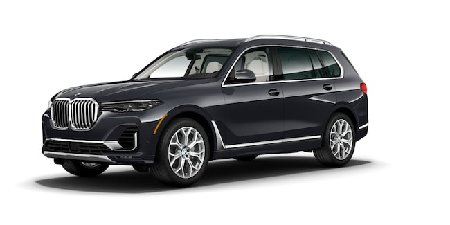 New 2019 BMW X7 xDrive40i SUV in Johnstown, PA