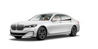 New 2021 BMW 750i xDrive Sedan WBA7U2C06MCF87397 21478 for sale near Philadelphia
