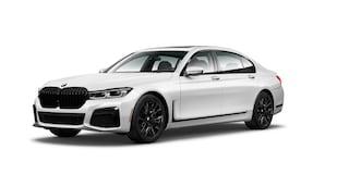 New 2021 BMW 740i Sedan for sale near los angeles