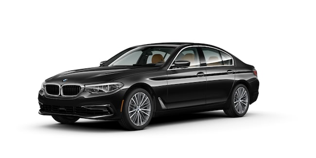 New 2019 BMW 5 Series 540i xDrive Sedan | Schaumburg IL Near Bartlett IL &  Arlington Heights | VIN: WBAJE7C55KWW42751