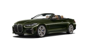 New 2021 BMW M440i Convertible
