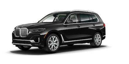 2020 BMW X7 xDrive40i SAV Plattsburgh, NY